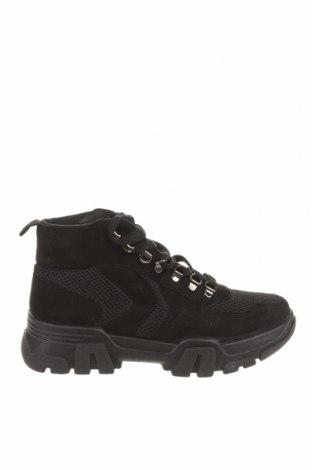 Дамски обувки Miss Selfridge, Размер 37, Цвят Черен, Текстил, Цена 42,48лв.