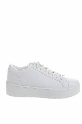 Дамски обувки NLY, Размер 40, Цвят Бял, Еко кожа, Цена 44,85лв.