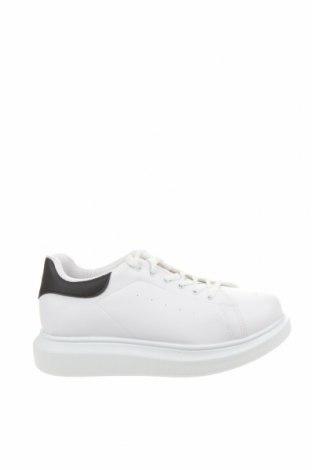 Дамски обувки NLY, Размер 40, Цвят Бял, Еко кожа, Цена 42,48лв.