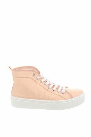 Дамски обувки Office, Размер 41, Цвят Оранжев, Текстил, Цена 47,74лв.