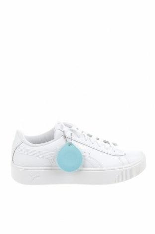 Dámské boty  PUMA, Velikost 40, Barva Bílá, Pravá kůže, Eko kůže, Cena  1102,00Kč