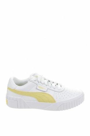 Dámské boty  PUMA, Velikost 37, Barva Bílá, Pravá kůže, Eko kůže, Cena  1233,00Kč