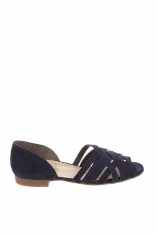 Γυναικεία παπούτσια Paul Green, Μέγεθος 37, Χρώμα Μπλέ, Φυσικό σουέτ, Τιμή 33,71€