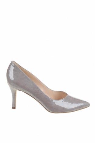 Дамски обувки Peter Kaiser, Размер 40, Цвят Сив, Естествена кожа, Цена 54,75лв.