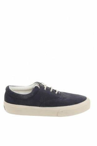 Дамски обувки Sebago, Размер 41, Цвят Син, Естествен велур, Цена 64,75лв.