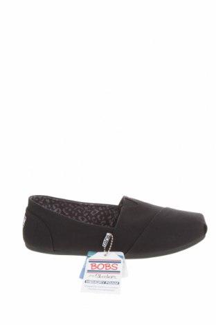 Дамски обувки Skechers, Размер 41, Цвят Черен, Текстил, Цена 33,82лв.