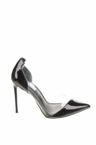 Γυναικεία παπούτσια Steve Madden, Μέγεθος 38, Χρώμα Μαύρο, Δερματίνη, πολυουρεθάνης, Τιμή 33,10€