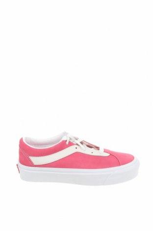 Дамски обувки Vans, Размер 34, Цвят Розов, Естествен велур, Цена 36,12лв.