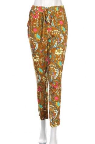 Дамски панталон Anany, Размер S, Цвят Многоцветен, Вискоза, Цена 34,50лв.