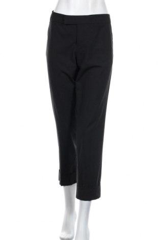 Γυναικείο παντελόνι Banana Republic, Μέγεθος M, Χρώμα Μαύρο, Πολυεστέρας, μαλλί, ελαστάνη, Τιμή 29,88€