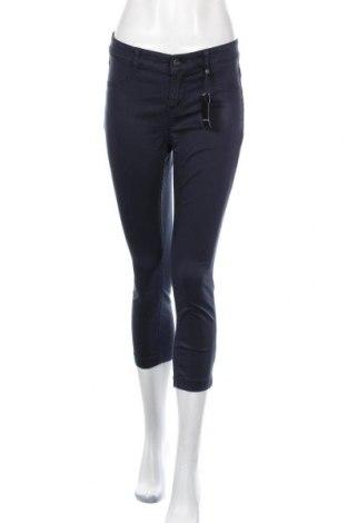 Дамски панталон Comma,, Размер S, Цвят Син, 61% лиосел, 36% памук, 3% еластан, Цена 27,25лв.
