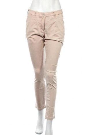 Дамски панталон Comma,, Размер S, Цвят Бежов, 65% лиосел, 33% памук, 2% еластан, Цена 25,80лв.