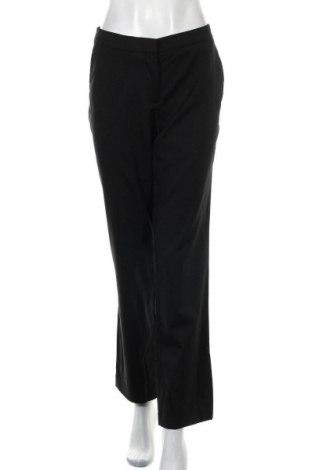 Γυναικείο παντελόνι Mulberry, Μέγεθος M, Χρώμα Μαύρο, 98% μαλλί, 2% ελαστάνη, Τιμή 26,13€