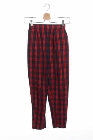 Pantaloni de femei Pull&Bear, Mărime XS, Culoare Roșu, 63% poliester, 34% bumbac, 2%acril, 1% viscoză, Preț 42,37 Lei