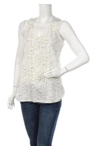 Γυναικείο αμάνικο μπλουζάκι Banana Republic, Μέγεθος M, Χρώμα Λευκό, Πολυεστέρας, Τιμή 6,28€