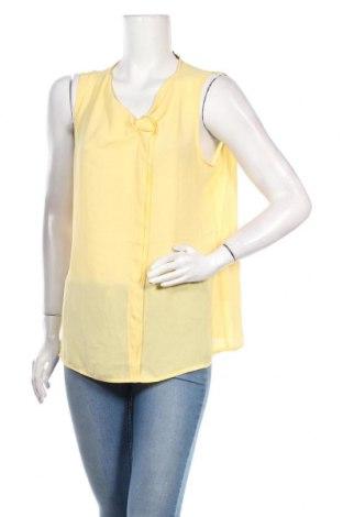 Tricou de damă Comma,, Mărime L, Culoare Galben, Poliester, Preț 20,43 Lei