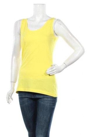 Дамски потник S.Oliver, Размер M, Цвят Жълт, 95% памук, 5% еластан, Цена 10,42лв.