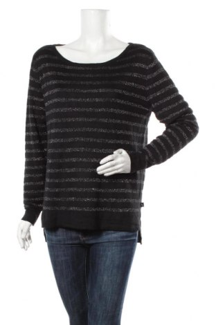 Дамски пуловер Anastacia, Размер XL, Цвят Черен, 86% вискоза, 9% полиестер, 5% метални нишки, Цена 19,11лв.