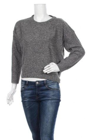 Дамски пуловер Brave Soul, Размер M, Цвят Сив, Акрил, Цена 6,56лв.