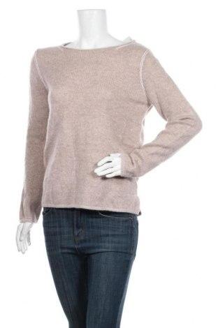 Дамски пуловер Christian Berg, Размер M, Цвят Бежов, Кашмир, Цена 90,72лв.