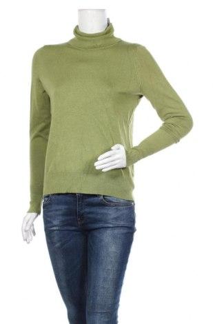 Дамски пуловер Christian Berg, Размер S, Цвят Зелен, 75% вискоза, 25% полиамид, Цена 49,40лв.