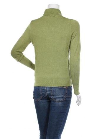 Дамски пуловер Christian Berg, Размер S, Цвят Зелен, 75% вискоза, 25% полиамид, Цена 28,88лв.