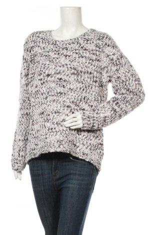 Дамски пуловер Colours Of The World, Размер L, Цвят Многоцветен, 51% акрил, 49% полиестер, Цена 21,84лв.