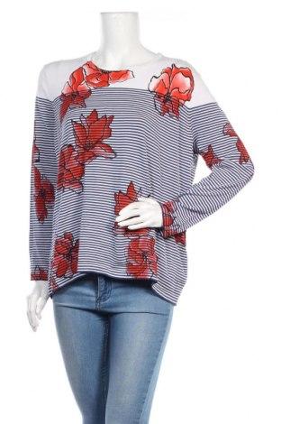 Γυναικείο πουλόβερ Gerry Weber, Μέγεθος XXL, Χρώμα Πολύχρωμο, Βαμβάκι, Τιμή 32,16€