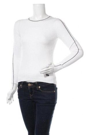 Dámský svetr Lois, Velikost S, Barva Bílá, 60% viskóza, 40% bavlna, Cena  515,00Kč