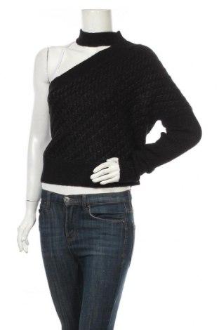 Дамски пуловер Marciano, Размер M, Цвят Черен, 49% акрил, 33% полиамид, 15% вълна, 3% мохер, Цена 131,97лв.