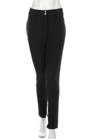 Дамски спортен панталон Active By Tchibo, Размер M, Цвят Черен, 95% полиестер, 5% еластан, Цена 17,86лв.