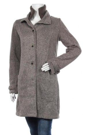 Дамско палто Active By Tchibo, Размер M, Цвят Сив, Полиестер, Цена 23,10лв.