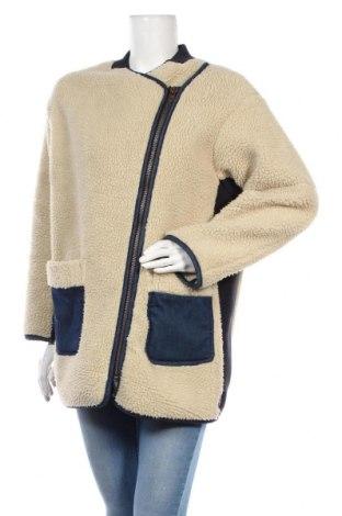 Palton de femei Scotch & Soda, Mărime S, Culoare Bej, 70% poliester, 30% bumbac, Preț 188,16 Lei