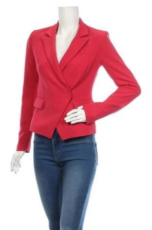 Sacou de femei Liu Jo, Mărime M, Culoare Roz, 88% poliester, 12% elastan, Preț 425,99 Lei