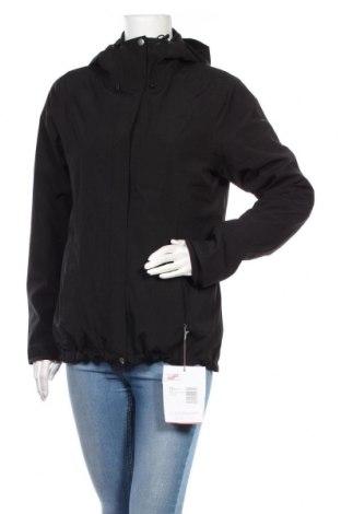 Дамско спортно яке Vaude, Размер S, Цвят Черен, Полиестер, Цена 48,33лв.