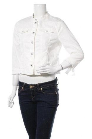 Geacă de femei Gerry Weber, Mărime M, Culoare Alb, 89% bumbac, 9% alte țesuturi, 2% elastan, Preț 137,50 Lei