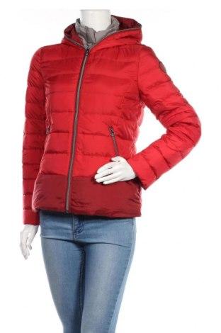 Dámská bunda  S.Oliver, Velikost S, Barva Červená, Polyester, peří, Cena  1221,00Kč