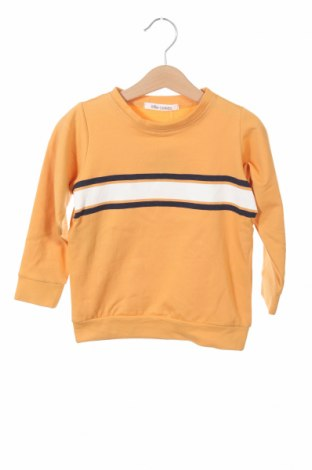 Детска блуза Little Celebs, Размер 2-3y/ 98-104 см, Цвят Оранжев, 96% памук, 4% еластан, Цена 12,02лв.