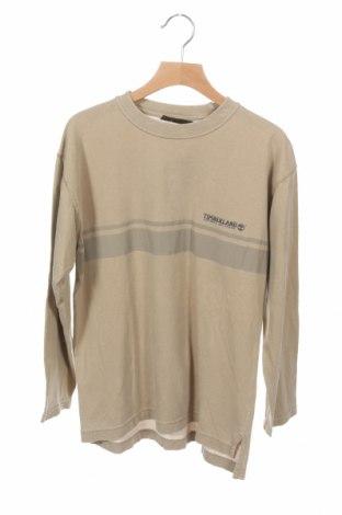 Παιδική μπλούζα Timberland, Μέγεθος 10-11y/ 146-152 εκ., Χρώμα Καφέ, Βαμβάκι, Τιμή 7,18€