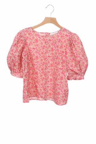 Bluză pentru copii Zara, Mărime 11-12y/ 152-158 cm, Culoare Roz, Poliester, Preț 18,16 Lei