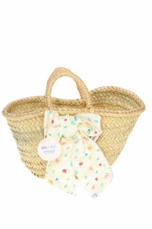 Παιδική τσάντα Lola Palacios, Χρώμα  Μπέζ, Άλλα υλικά, Τιμή 10,67€