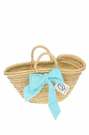 Детска чанта Lola Palacios, Цвят Бежов, Други материали, Цена 20,70лв.