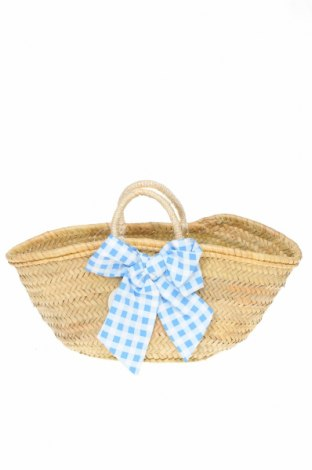 Детска чанта Lola Palacios, Цвят Бежов, Други материали, Цена 21,39лв.