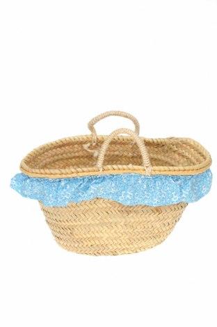 Детска чанта Lola Palacios, Цвят Бежов, Други материали, Цена 24,15лв.