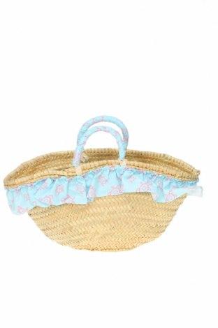 Детска чанта Lola Palacios, Цвят Бежов, Други материали, Цена 22,77лв.