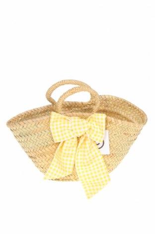 Детска чанта Lola Palacios, Цвят Бежов, Други материали, Цена 15,80лв.
