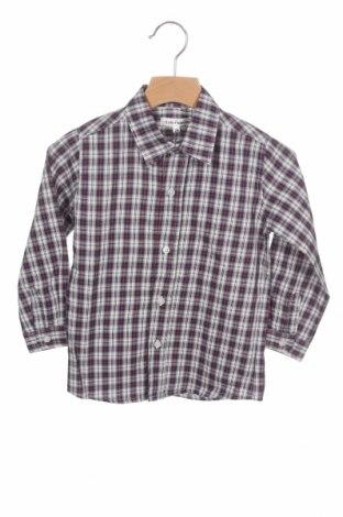 Детска риза Lola Palacios, Размер 18-24m/ 86-98 см, Цвят Многоцветен, Памук, Цена 12,25лв.