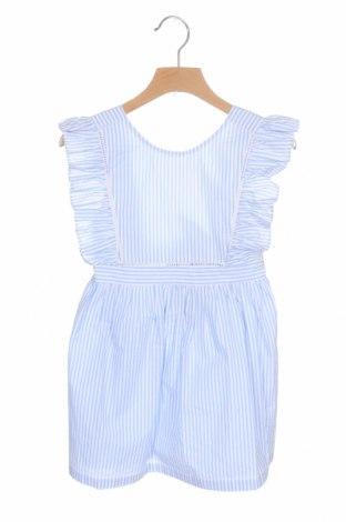 Rochie pentru copii Lola Palacios, Mărime 18-24m/ 86-98 cm, Culoare Albastru, Bumbac, Preț 85,26 Lei