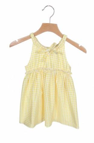 Детска рокля Lola Palacios, Размер 18-24m/ 86-98 см, Цвят Бял, 92% полиамид, 8% еластан, Цена 13,50лв.