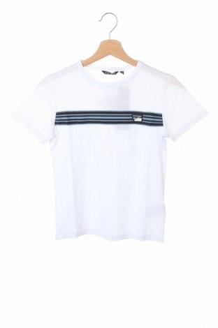 Dětské tričko  Antony Morato, Velikost 9-10y/ 140-146 cm, Barva Bílá, Bavlna, Cena  197,00Kč